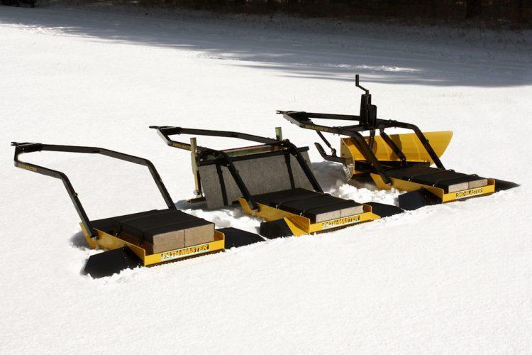 Yorkton Cross Country Ski Club: NEW GROOMING EQUIPMENT ...  Cross Country Ski Trail Grooming