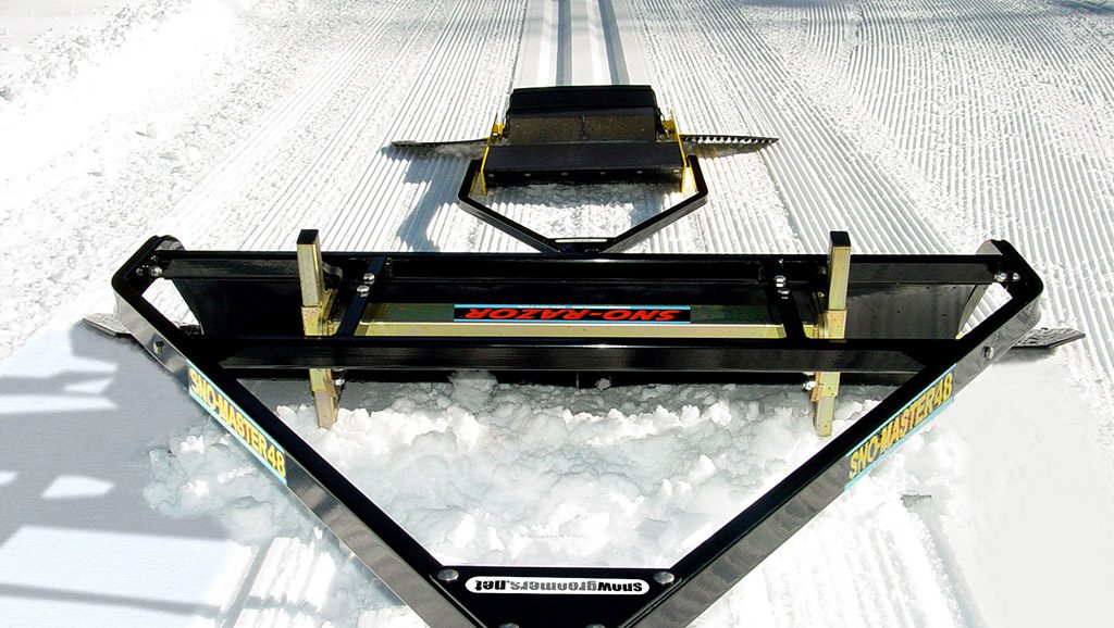 Groomed and ready for skiers   News, Sports, Jobs ...  Cross Country Ski Trail Grooming