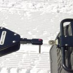 Pin Coupler for snow groomer