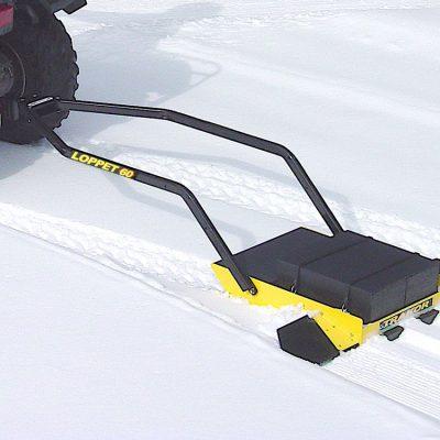Lay your ski tracks easily.