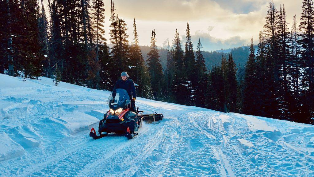 2021 Ski Doo Skandic WT 900 Ace